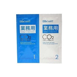 Mặt nạ CO2 gel mask dr select 5 miếng